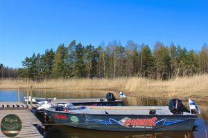 pike fishing boats 300x200 Photo